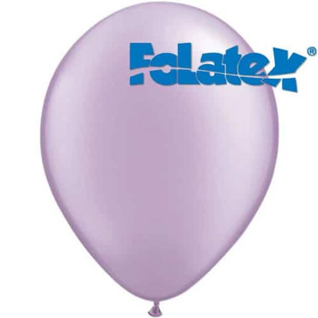 Ballonnen lavendel 30 cm 25 stuks