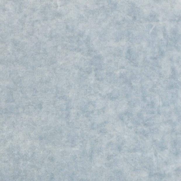 Dutch Decor Kussenhoes Cido 45x45 cm mist