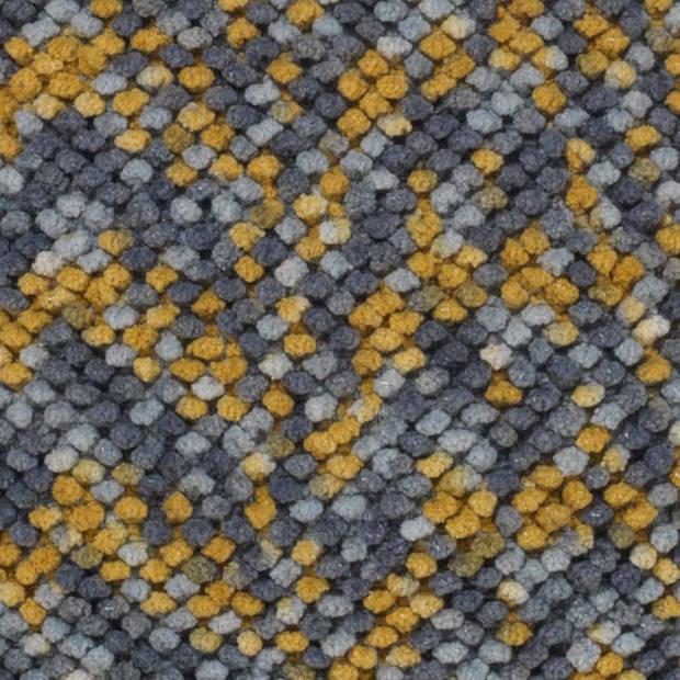 Dutch Decor Kussenhoes Isunda 45x45 cm blauw multi