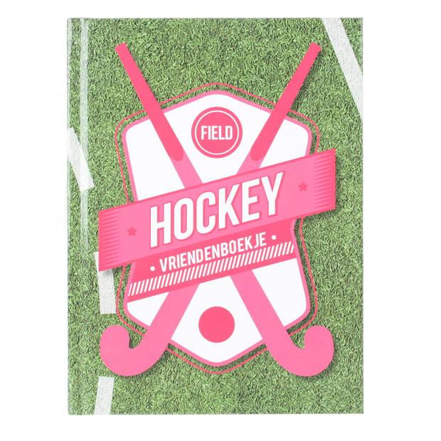 Interstat hockey vriendenboekje