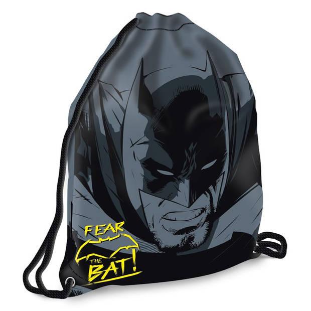 Fear the Bat - Gymbag - 46 cm - Zwart