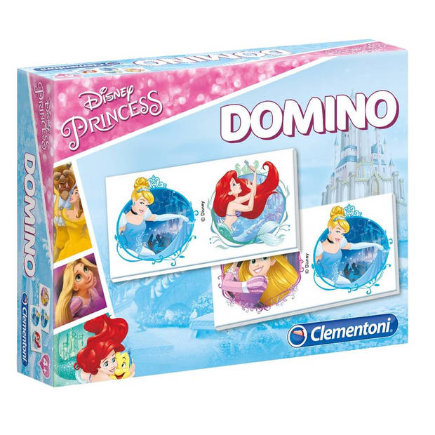 Clementoni Disney Princess domino - 28-delig
