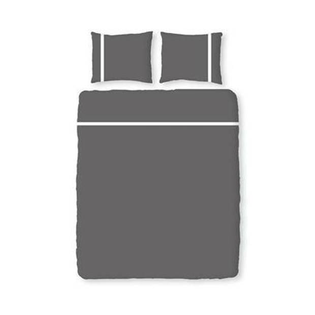 Romanette Duchesse flanel dekbedovertrek - 1-persoons (140x200/220 cm + 1 sloop)