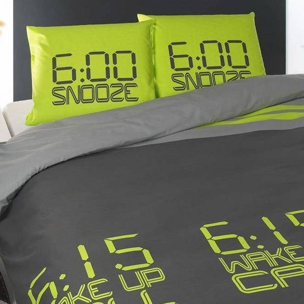 Snoozing dick dekbedovertrek - 1-persoons (140x200/220 cm + 1 sloop)