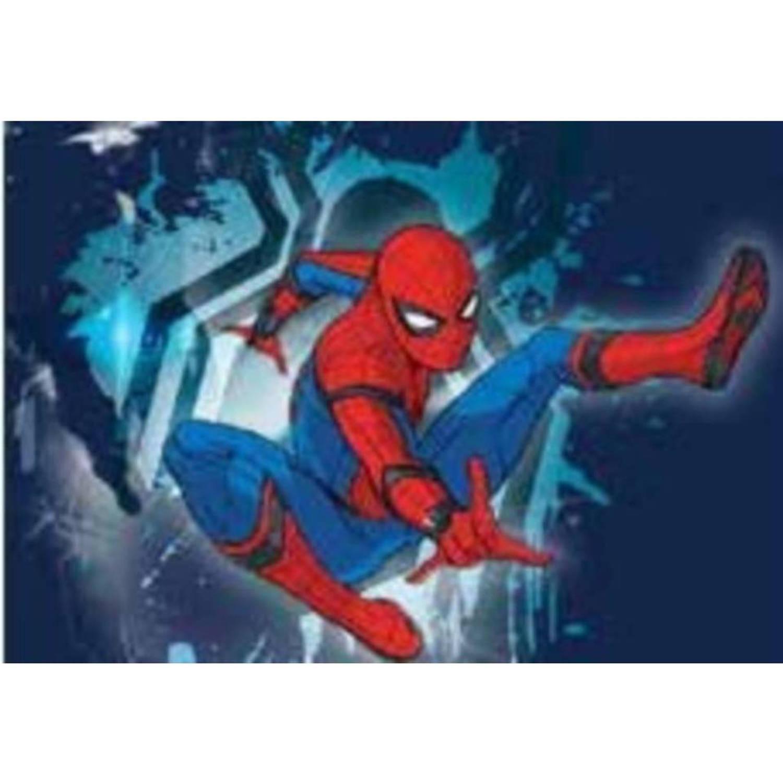 Afbeelding van Spider-Man action vloerkleed