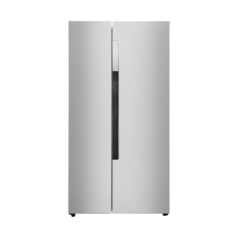 Haier HRF-522DG7 amerikaanse koelkasten - Zilver
