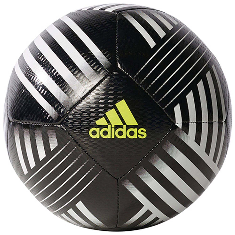 Adidas nemeziz glider voetbal maat 5 zwartwit | Blokker