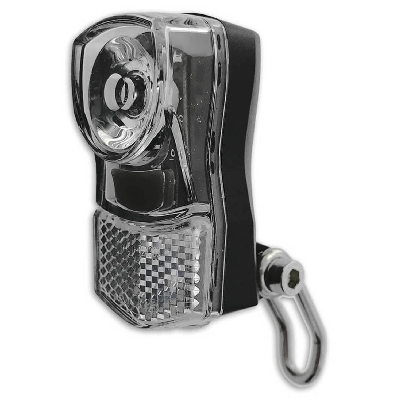 Lynx koplamp in blisterverpakking batterij 7 lux led zwart | Blokker