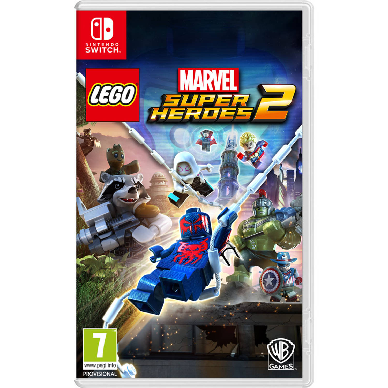 Warner Bros LEGO Marvel Super Heroes 2 Nintendo Switch (1000653922)