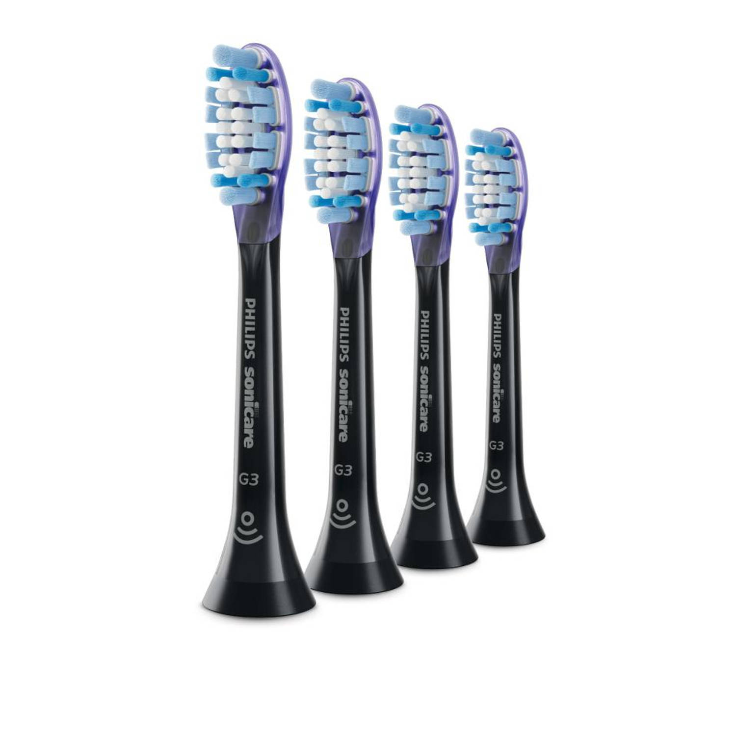 Philips Sonicare opzetborstels Gum Care HX9054/33 - set van 4