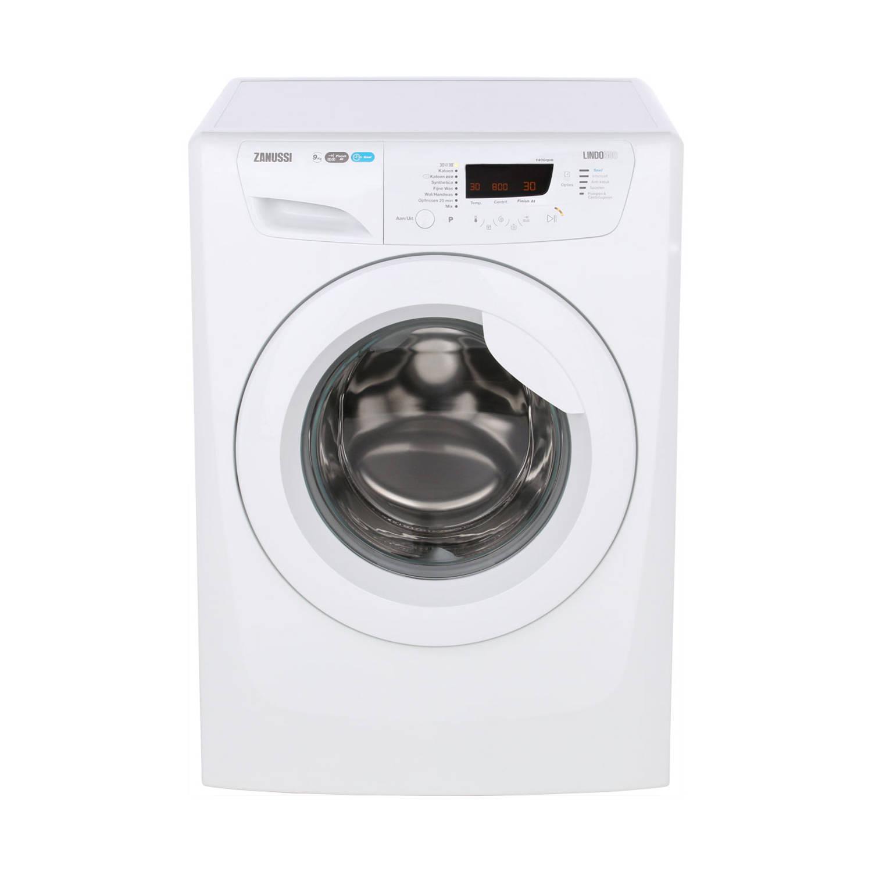 Zanussi ZWF9147NW wasmachines - Wit
