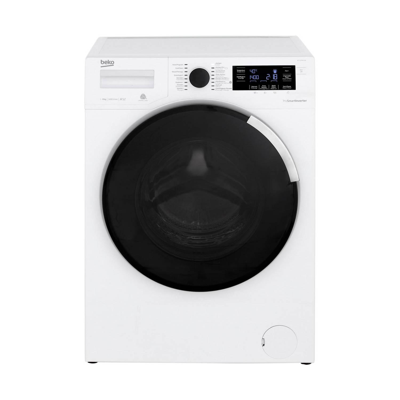 Beko WTV8744XW wasmachines - Wit