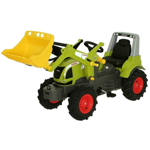 Rolly toys traptractor rollyfarmtrac claas arion 640 lb gro/gri