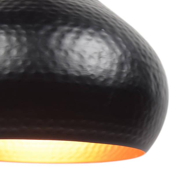 Urban interiors - miem hanglamp - zwart
