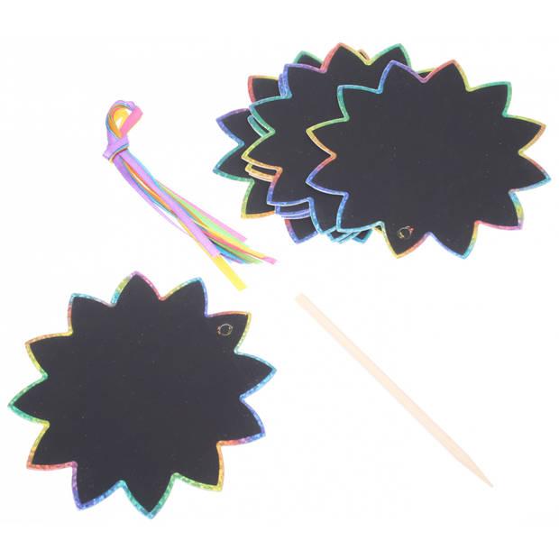 Goki krasmotieven ster 10 cm