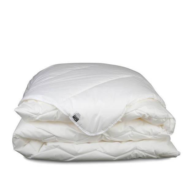 Snoozing Trevira C.S. - Brandvertragend - Dekbed - Eenpersoons - 140x200 cm - Wit