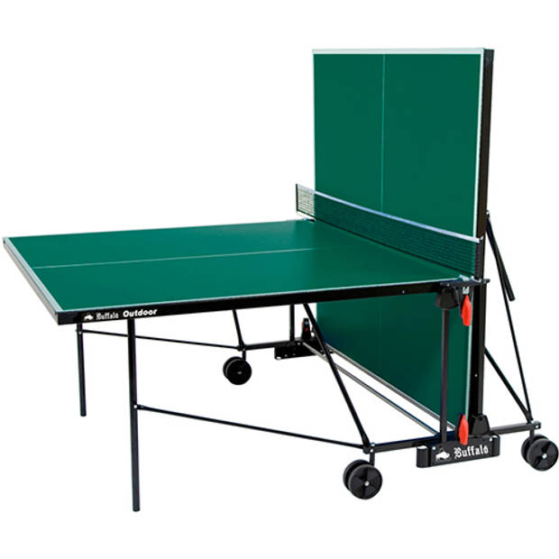 Buffalo Basic outdoor tafeltennistafel groen