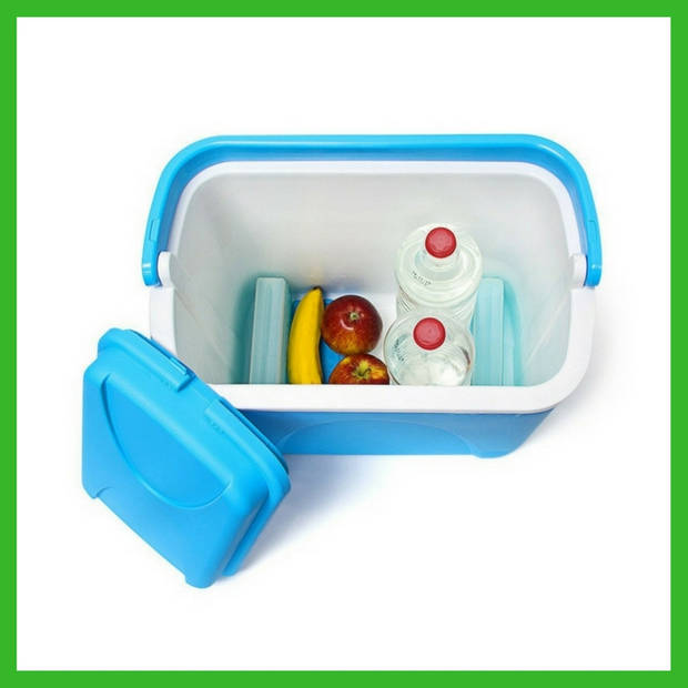 Orange85 Koelbox 24 liter blauw