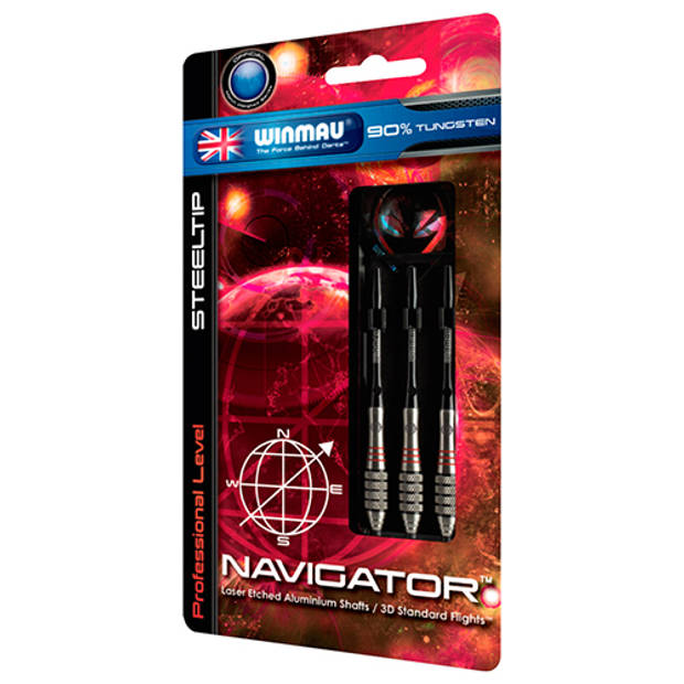 Darts winmau navigator 90% tungsten 23.0 gram