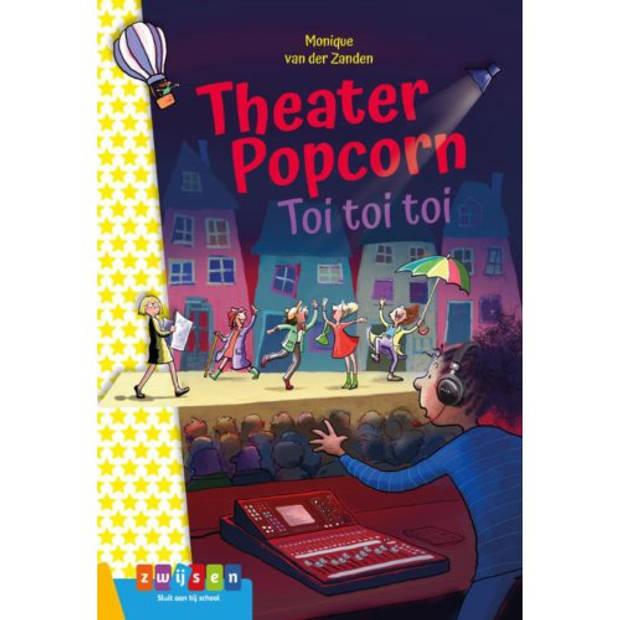 Theater Popcorn - Supermeiden