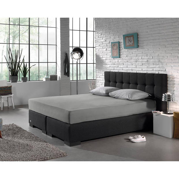 Sleeptime HSL HC Hotel Jersey Grey 160/180x200