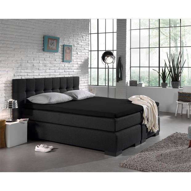 Sleeptime HSL HC Jersey Topper Black 180x200/220