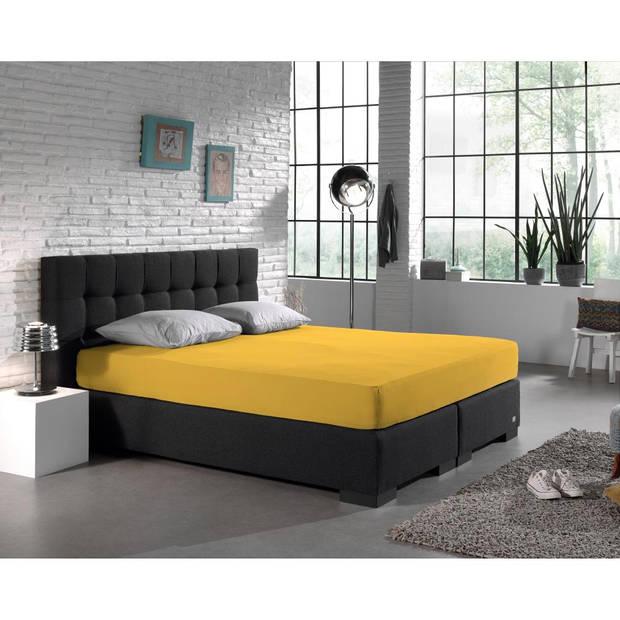 Dreamhouse Bedding HSL HC Jersey 220 gr. Yellow 140x200/220