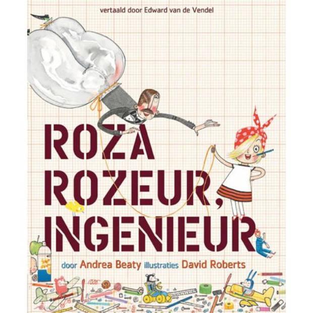 Roza Rozeur, Ingenieur