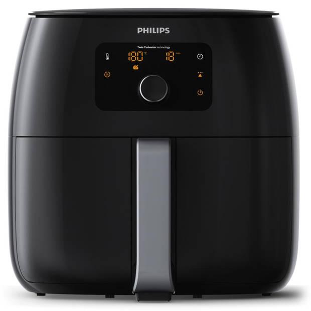 Philips Airfryer Premium XXL HD9650/90 hetelucht friteuse - zwart