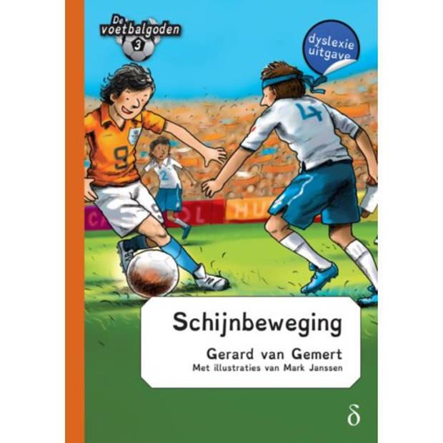 Schijnbeweging - De Voetbalgoden