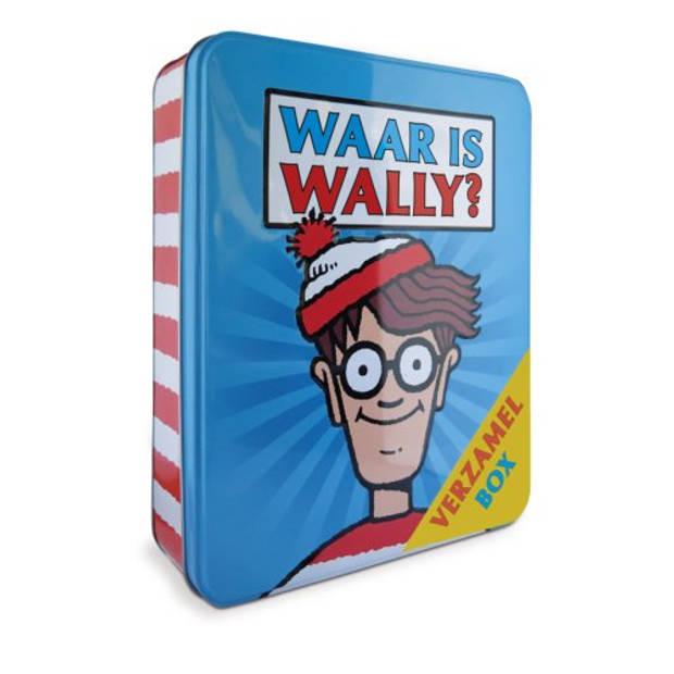 Verzamelbox - Waar Is Wally