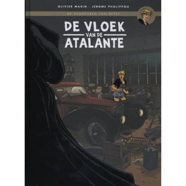 De Vloek Van De Atalante - De Avonturen Van Betsy