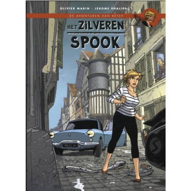 Het Zilveren Spook - De Avonturen Van Betsy