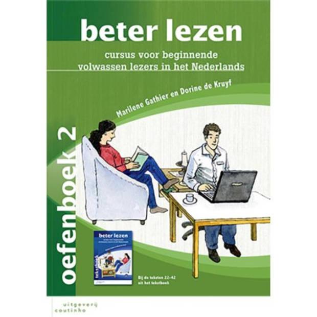 Beter Lezen / Deel 2 / Oefenboek