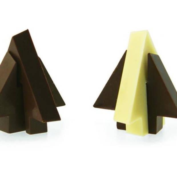 Chocolade mal 3D boom - Decora