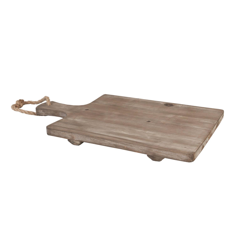 Clayre & Eef Decoratie Broodplank 29x47x3 cm