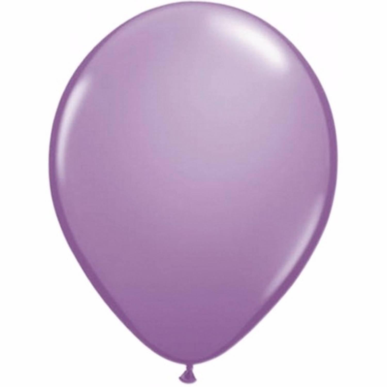 Korting Lavendel Ballonnen 25 Stuks Ballonnen