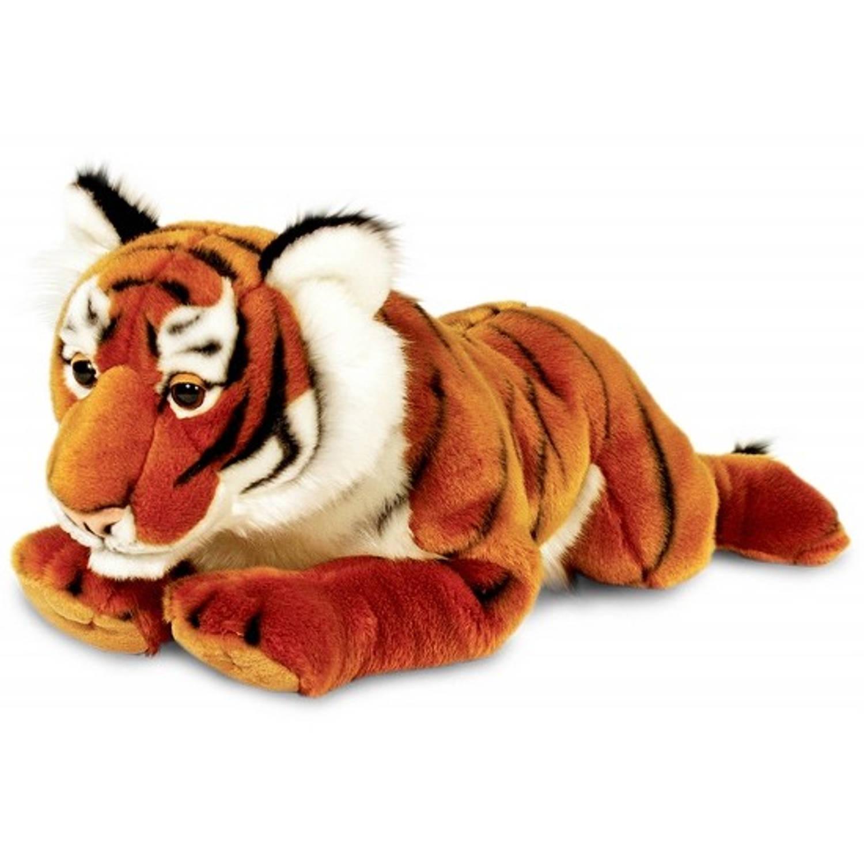 Keel toys pluche tijger knuffel 100 cm