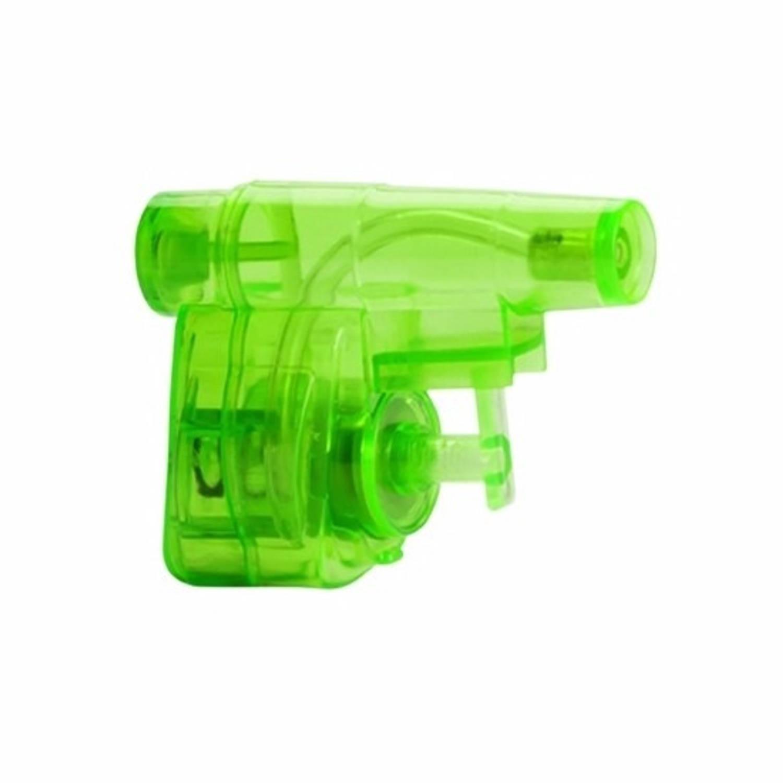 Korting Mini Groen Waterpistool 5 Cm
