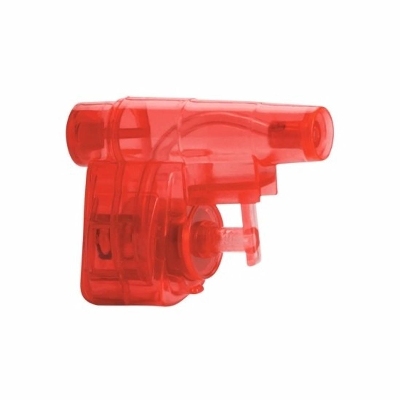 Korting Mini Rood Waterpistool 5 Cm