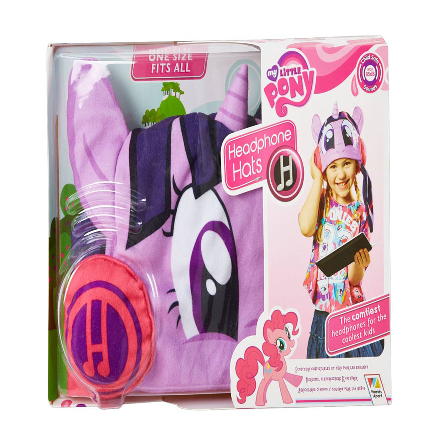 My Little Pony koptelefoon