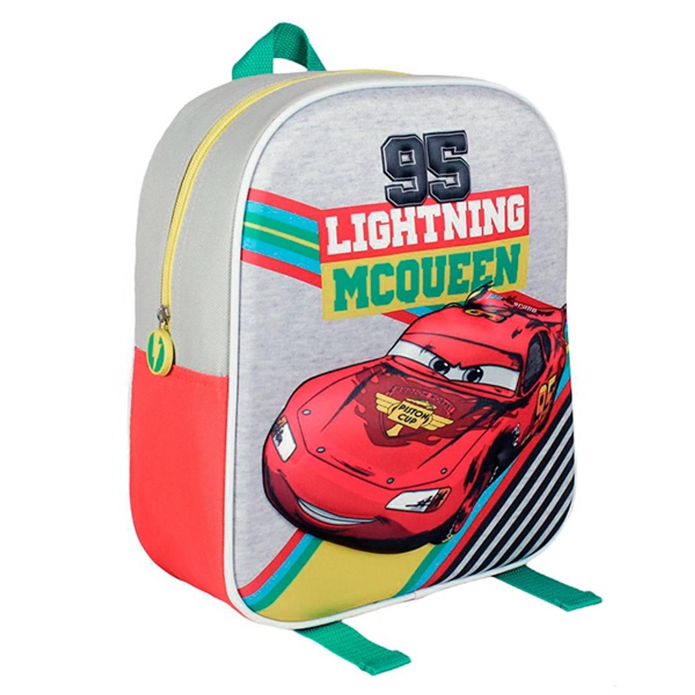 Cars 3D Schooltas