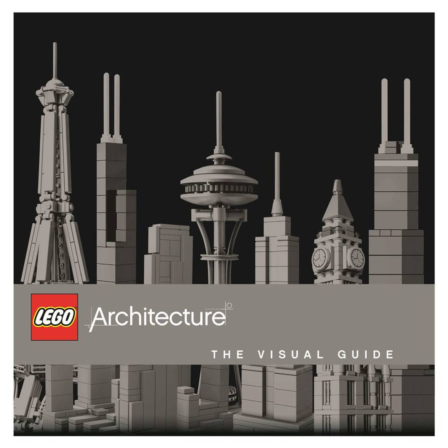 Lego 355724 Architecture - The Visual Guide [En]