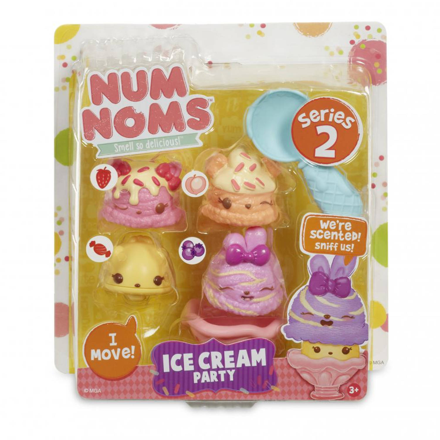 Num Noms Ice cream party - serie 2