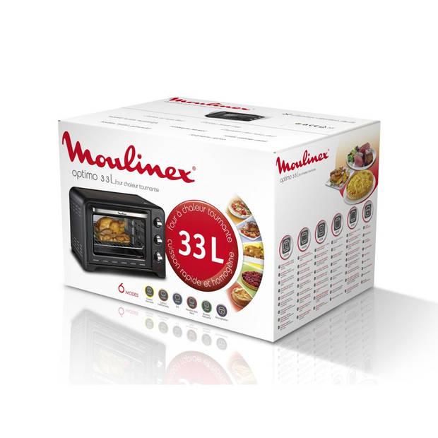 Moulinex Optimo four - OX464810 - 33 l noir