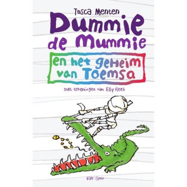 Dummie De Mummie En Het Geheim Van Toemsa - Dummie