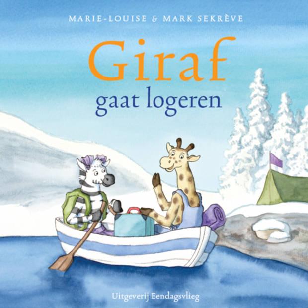 Giraf Gaat Logeren - Giraf