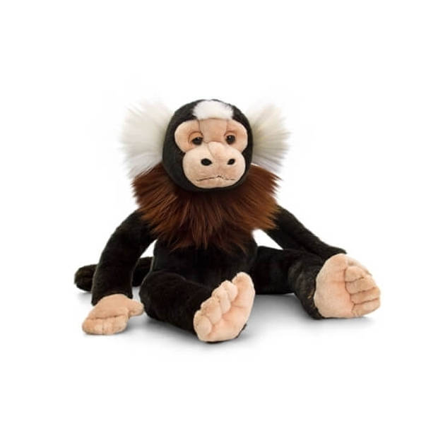 Keel Toys pluche marmoset aap/apen knuffels 30 cm - Apenknuffels voor kinderen