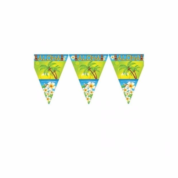 3 Hawaii vlaggenlijnen aloha 5 meter