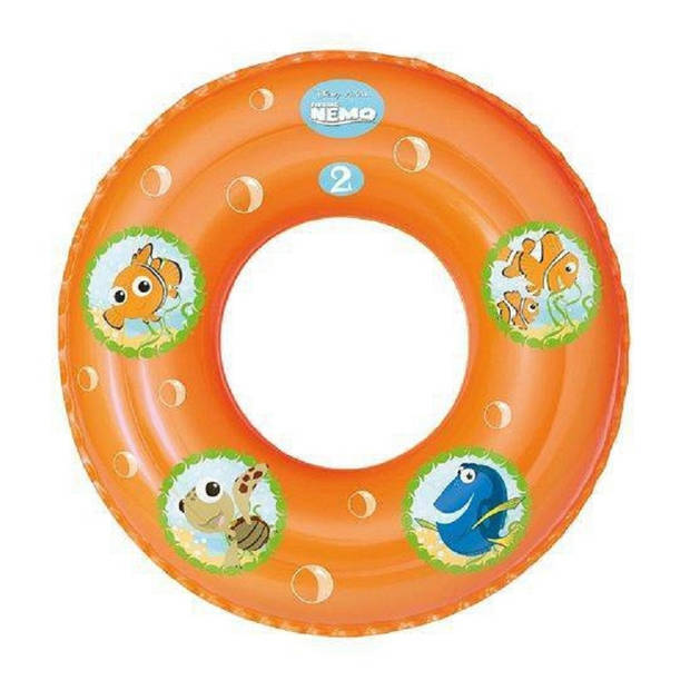 Opblaasbare Nemo zwemband/zwemring 51 cm - Zwembenodigdheden - Zwemringen - Film thema - Nemo zwembanden voor kinderen